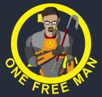 The One Free Man by ShinGallon