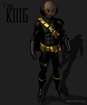Black Panther by blackzig