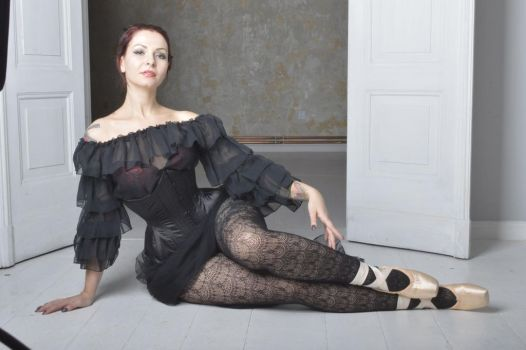 Ballerina Stock6 by CarrieGrr