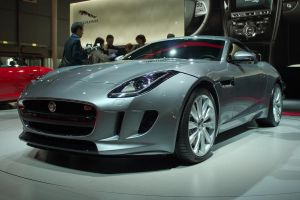 Paris 2012: Jaguar F-Type by randomlurker