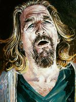 """The Dude"" by davidmacdowell"