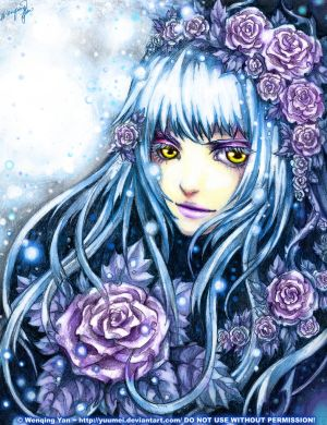 Winter_Rose_by_yuumei