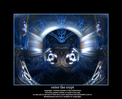 enter the crypt by fraterchaos