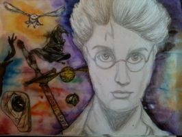 Harry Potter - The Boy Who Lived by magicianfoolmoon
