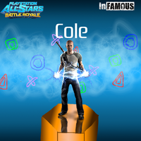 Cole Wallpaper by CrossoverGamer