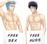 Commission: Fanservice signs by DivineImmortality