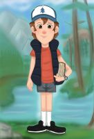 Dipper by Axels-inferno