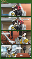 Code Geass - Farewell? by FoxxFireArt