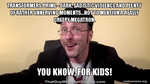 What the Nostalgia Critic thinks of TFP by menslady125