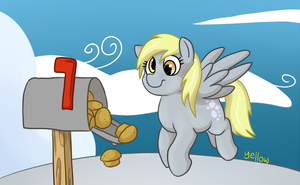 Special Delivery by YellowHellion