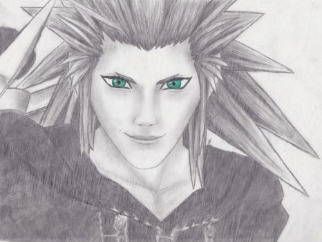 Lea (Axel) from  KH 3D by MaidofClay2
