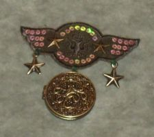 Four Star Cthulhu Airforce War Medal 4 by Windthin