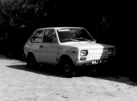 Fiat 133 by Abrimaal