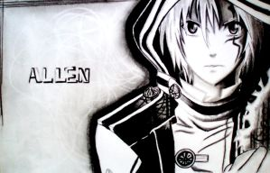 ALLEN WALKER by YukiFantasy