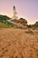 Point Lonsdale Lighthouse by DanielleMiner