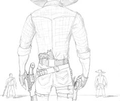 High Noon by RonnyRonin