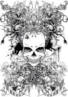 skull power by frwebproject