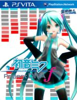 Project Diva f [MMD] by xXNinjaCowXx
