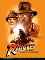 Raiders Of The Fourth Movie by patricktoifl
