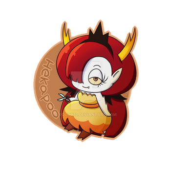 Hekapoo by rooxx13