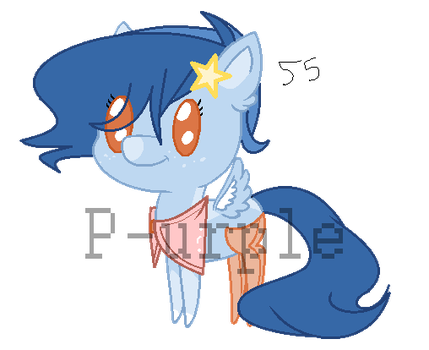 ~*Adopt's:.///Blue pone meh*(Open)* by ColorDream123