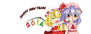 Scarlet New Year by piglagoon5