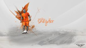 Wesley Sneijder by DMRGRAPHIX