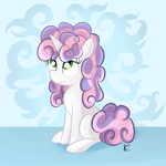 Sweetie's bad mane day by Cheshiresdesires