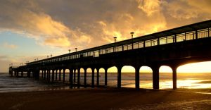 Boscombe Pier Sunset 2 by 06footnerc