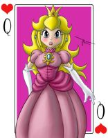 Stu's Princess Peach by MirrorwoodComics