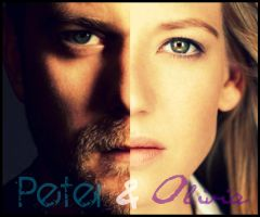 Peter x Olivia by DarklingAlexandria19