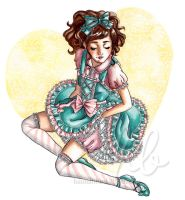 Sweet Lolita by hannahbird