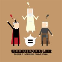 Sounds-Like Christopher Lee by mattcantdraw