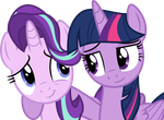 [Vector] Starlight and Twilight by DerAtrox