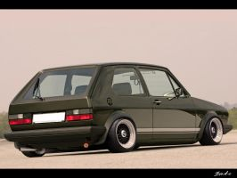 VW GOLF ONE by Bendic