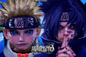 Naruto Live Action by curi222