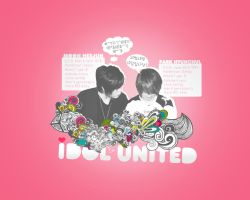 HeeJun+Karam - Idol United by koyangi23