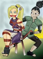 Ino Request by napoleonxvi
