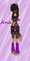 .: Ana :. by Prettyxmouse