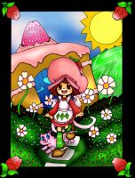 Strawberry Shortcake by Bunnygirle26
