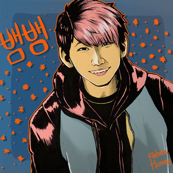 BamBam - GOT 7 by Rebeca-Honney