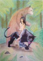 The Jungle book by RGDopico