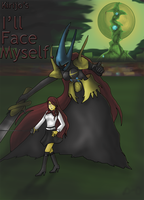 Persona 3 I'll Face Myself by DeadlyObsession
