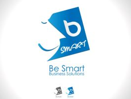 Be Smart Logo by vet-elianoor