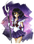 Sailor Saturn by Emilia89