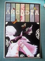 Arcadia Collage by Vol-chan