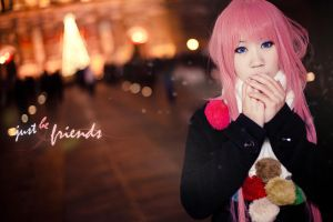 Just be friends_listen to the snow by hybridre