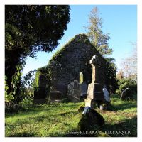 A Country Churchyard 1 by PicTd
