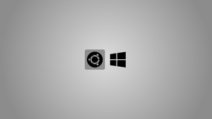 Minimal BURG theme with Win8 logo. by P11-G545
