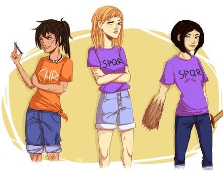 GENDERBEND TIME by itsnucleicacid